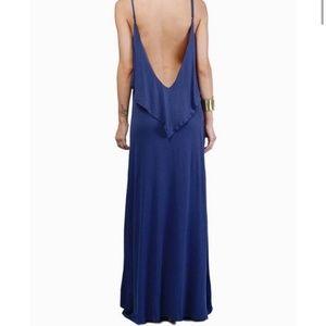 Tobi Dresses - Tobi Beyond The Sea Blush Maxi Dress